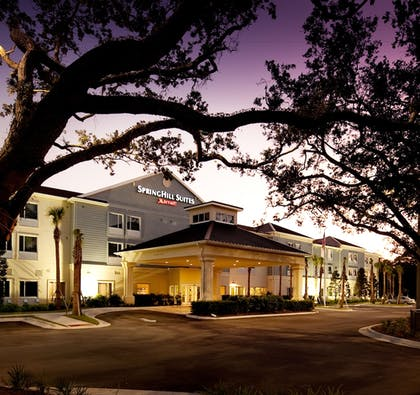 Hotel Front - Evening/Night | Springhill Suites by Marriott Vero Beach