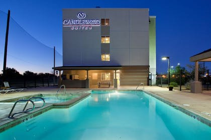 Pool | Candlewood Suites Roswell New Mexico