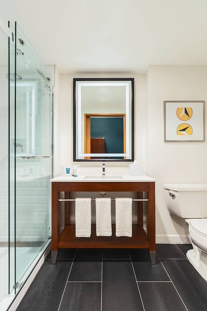 Bathroom   Four Points by Sheraton Fort Lauderdale Airport - Dania Beach