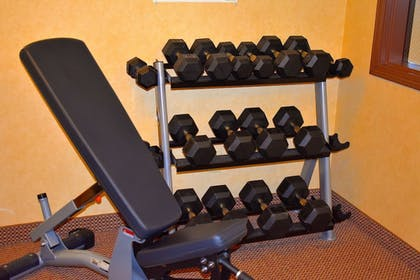 Fitness Facility | Holiday Inn Express & Suites Dewitt (Syracuse)