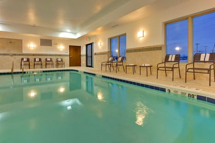 Pool | Holiday Inn Express & Suites Dewitt (Syracuse)