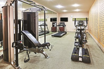 Fitness Facility | La Quinta Inn & Suites by Wyndham Ardmore Central