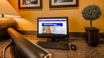 Business Center | Best Western Plus Canyon Pines