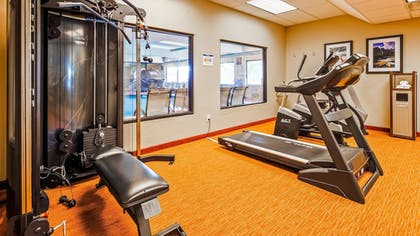 Fitness Facility | Best Western Plus Canyon Pines