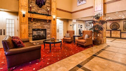 Lobby | Best Western Plus Canyon Pines