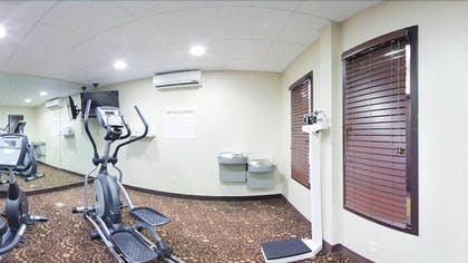 Fitness Facility | Holiday Inn Express Hotel & Suites Lebanon