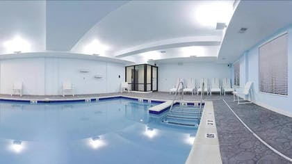 Indoor Pool | Holiday Inn Express Hotel & Suites Lebanon
