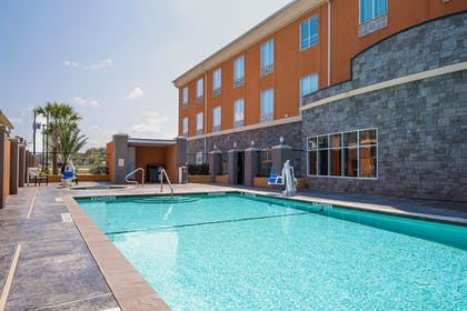 Pool | Holiday Inn Express Hotel & Suites Clute - Lake Jackson