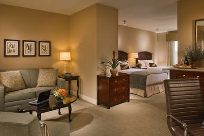 Living Area | Ayres Hotel & Spa Mission Viejo