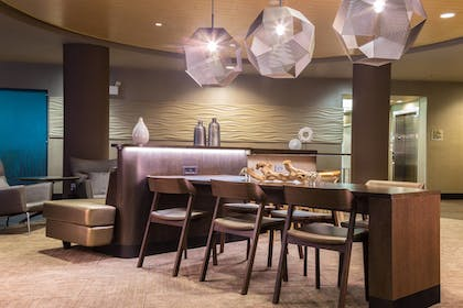 Lobby | SpringHill Suites by Marriott Quakertown