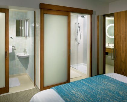 Bathroom | SpringHill Suites by Marriott Quakertown