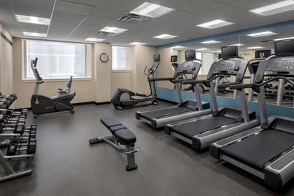 Sports Facility | Fairfield Inn & Suites Baltimore Downtown/Inner Harbor