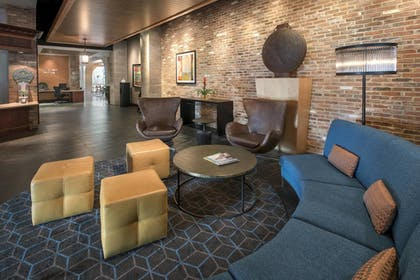 Lobby | Fairfield Inn & Suites Baltimore Downtown/Inner Harbor