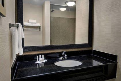 Bathroom | Fairfield Inn & Suites Baltimore Downtown/Inner Harbor