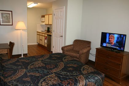 Guestroom View | Affordable Suites