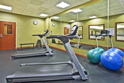 Fitness Facility | Holiday Inn Express Hotel & Suites ANDERSON NORTH