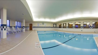 Indoor Pool | Holiday Inn Express Hotel & Suites ANDERSON NORTH