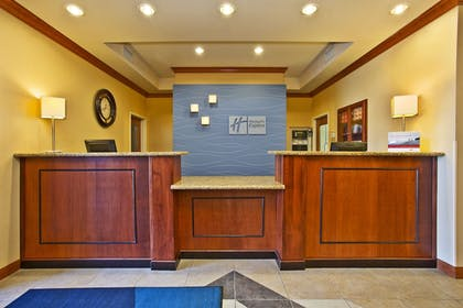 Lobby | Holiday Inn Express Hotel & Suites ANDERSON NORTH