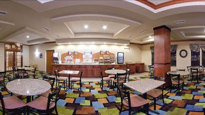 Breakfast Area | Holiday Inn Express Hotel & Suites ANDERSON NORTH