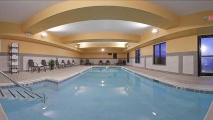 Indoor Pool | Holiday Inn Express Hotel & Suites FESTUS - SOUTH ST. LOUIS
