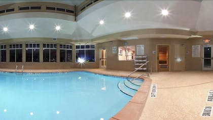 Indoor Pool | Holiday Inn Express and Suites Moultrie