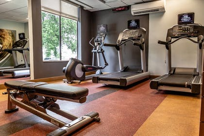 Fitness Facility | Courtyard by Marriott New Braunfels River Village