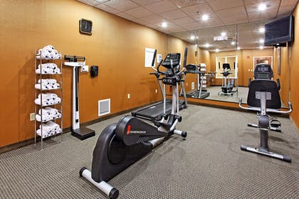 Fitness Facility | Holiday Inn Express Andalusia