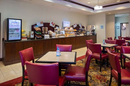 Breakfast Area | Holiday Inn Express Hotel & Suites Pittsburg