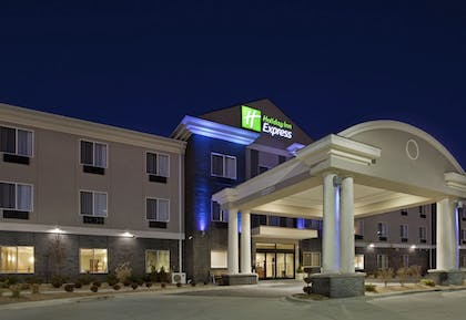 Featured Image | Holiday Inn Express Hotel & Suites Pittsburg