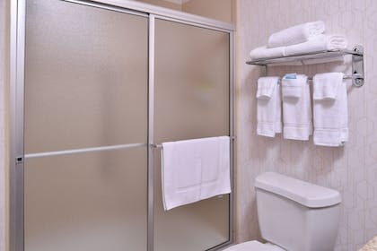 In-Room Amenity | Holiday Inn Express Hotel & Suites Pittsburg