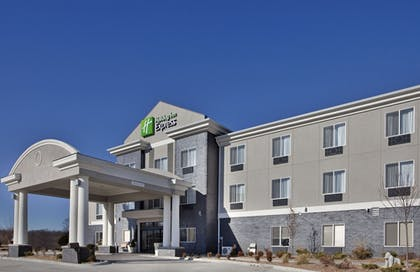 Exterior | Holiday Inn Express Hotel & Suites Pittsburg