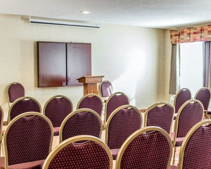 Meeting Facility | Quality Inn Raleigh Downtown