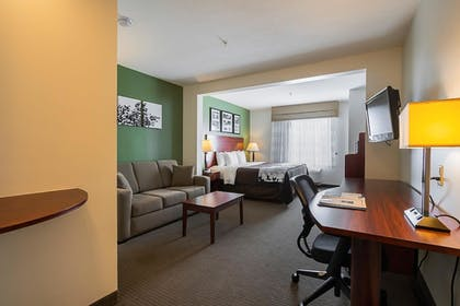 Guestroom | Sleep Inn And Suites Manchester