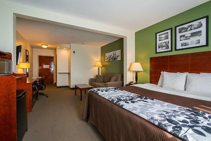 Room | Sleep Inn And Suites Manchester
