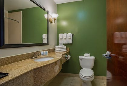 Bathroom | Sleep Inn And Suites Manchester