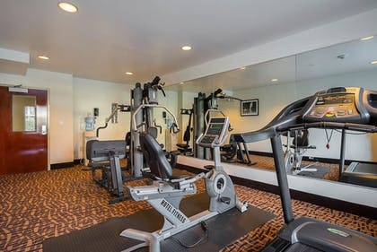 Fitness Facility | Sleep Inn And Suites Manchester