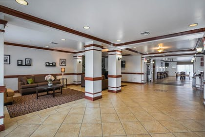 Lobby | Sleep Inn And Suites Manchester