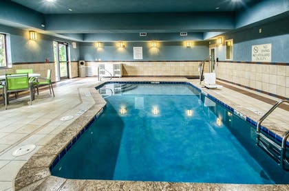 Indoor Pool | Holiday Inn Express & Suites Olathe South