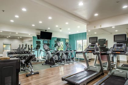 Fitness Facility | Holiday Inn Express & Suites Olathe South