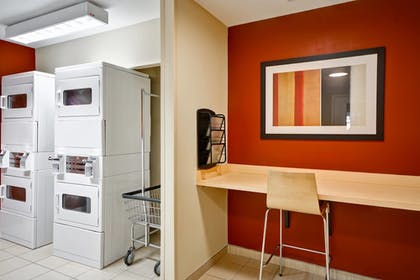 Laundry Room | TownePlace Suites by Marriott Dallas Lewisville