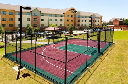Basketball Court | TownePlace Suites by Marriott Dallas Lewisville