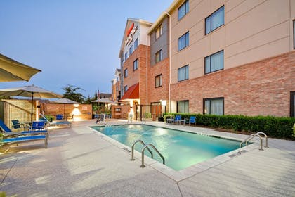 Outdoor Pool | TownePlace Suites by Marriott Dallas Lewisville