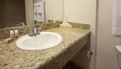 Bathroom Sink | Best Western Legacy Inn & Suites