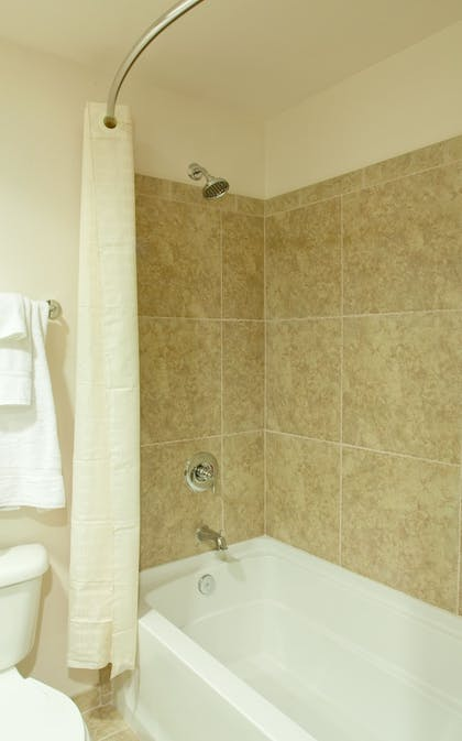 Bathroom Shower | Best Western Legacy Inn & Suites