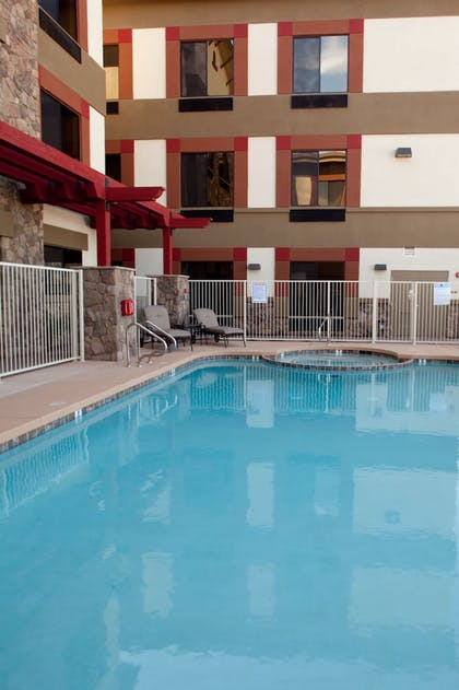 Outdoor Pool | Best Western Legacy Inn & Suites