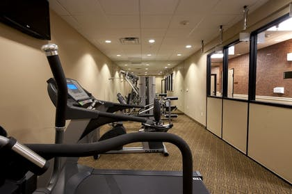 Fitness Facility | Best Western Legacy Inn & Suites