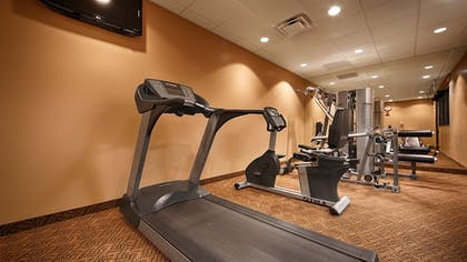 Gym | Best Western Legacy Inn & Suites