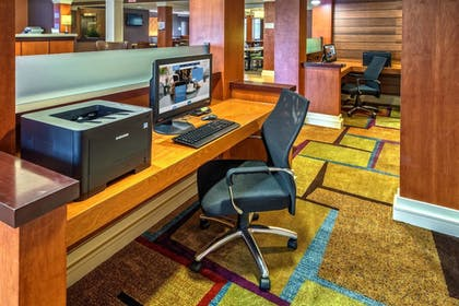 Business Center | Fairfield Inn & Suites by Marriott Naples