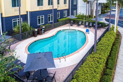 Sports Facility | Fairfield Inn & Suites by Marriott Naples