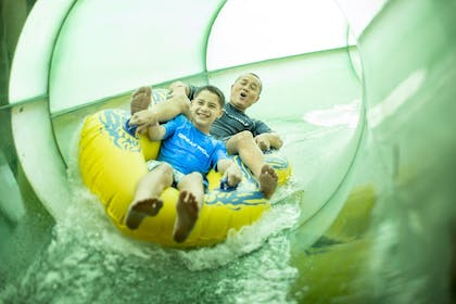 Waterslide   Great Wolf Lodge Concord